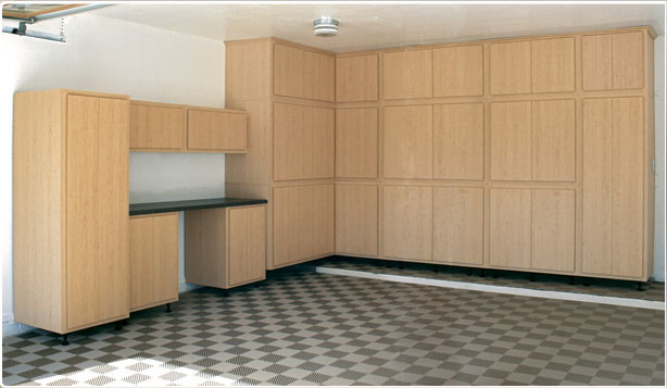 Classic Garage Cabinets, Storage Cabinet  Southern California